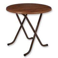Ronde tafel Ø 80 cm. Bamboelook-1020230