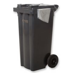 Afvalcontainer kliko Grijs (Restafval) incl. 1 afvalzak