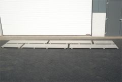 Houten vloerplaat 0.95 x 0.49-1610124