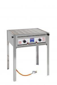Barbecue gas Grillmaster 65 x 55 cm