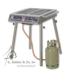 Barbecue Xantos gas 72 x 76 cm.