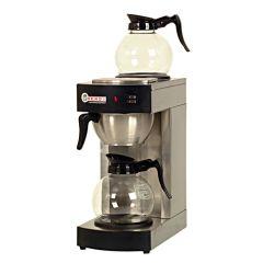Koffiezetapparaat met 2 kannen (hendi)