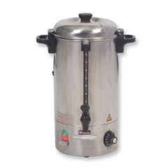 Waterkoker/warmedranken ketel 10 liter (geen chocolade)