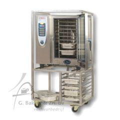 Steamer 380 V Rational selfcookingcenter incl. 10 rekken