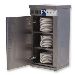 Bordenwarmkast d.m.v warme lucht voor 60 borden