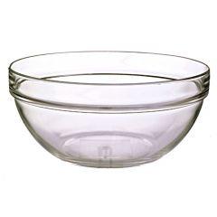 Compoteschaal glas 26 cm