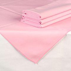 Dekservet roze 110 x 110