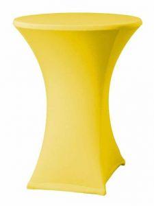 Strakke statafelhoes geel-3630260