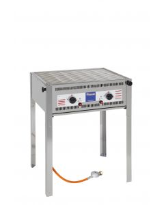 Barbecue gas Grillmaster 65 x 55 cm