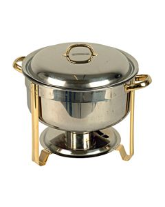 Chafing dish rond 7,5 ltr.