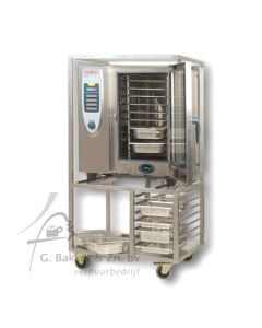 Steamer 380 V Rational selfcookingcenter incl. 10 rekken